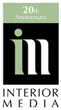 Interior Media Mobile Logo